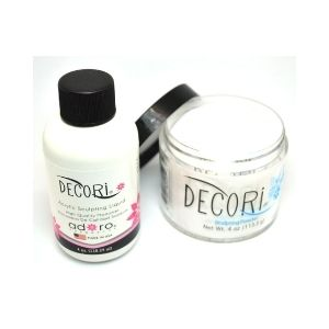 Adoro Decori Monomer & Acrylic Powder