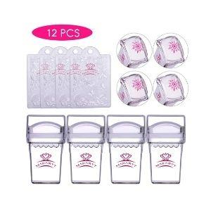 Makartt Nail Stamp Template Kit