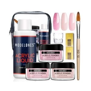 Modolones Acrylic Powder & Liquid For Nails