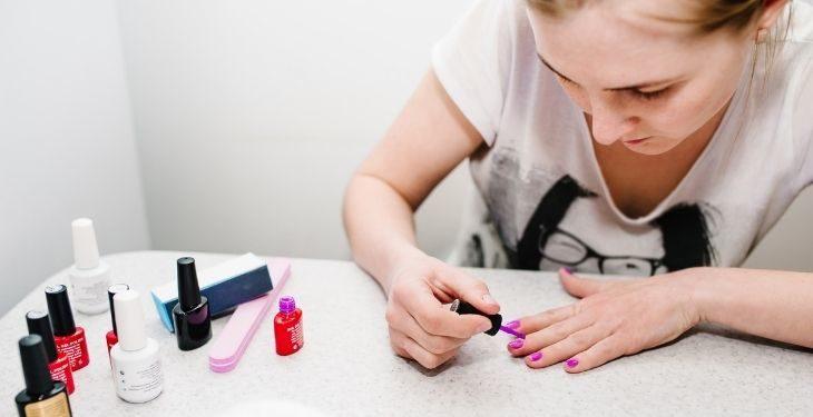 best gel nail paints