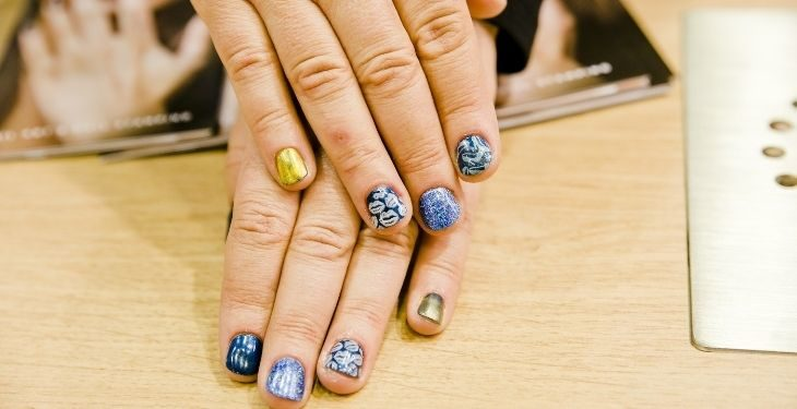 best nail stamping kits