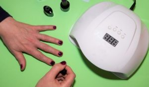 best uv led nail lamps